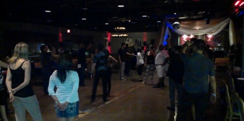 Friday night salsa class and social dancing at Mijana.